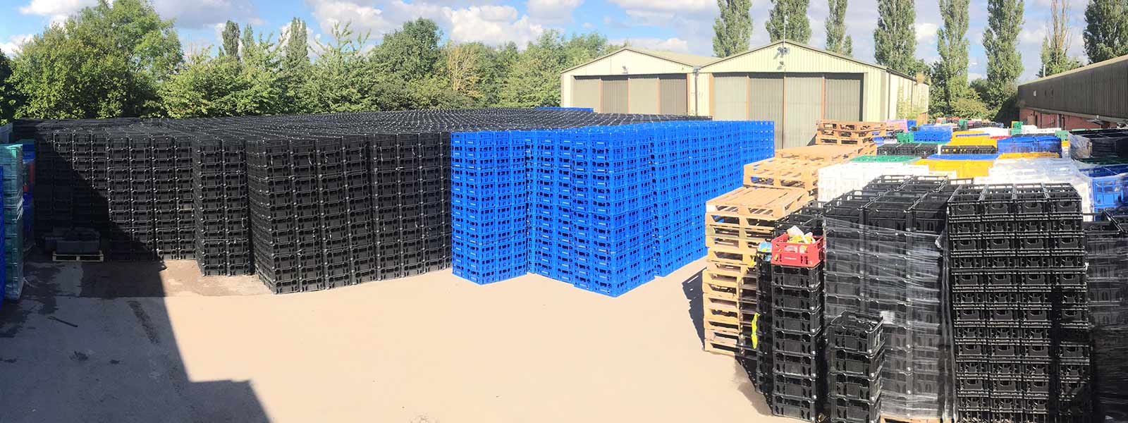 crates-in-yard