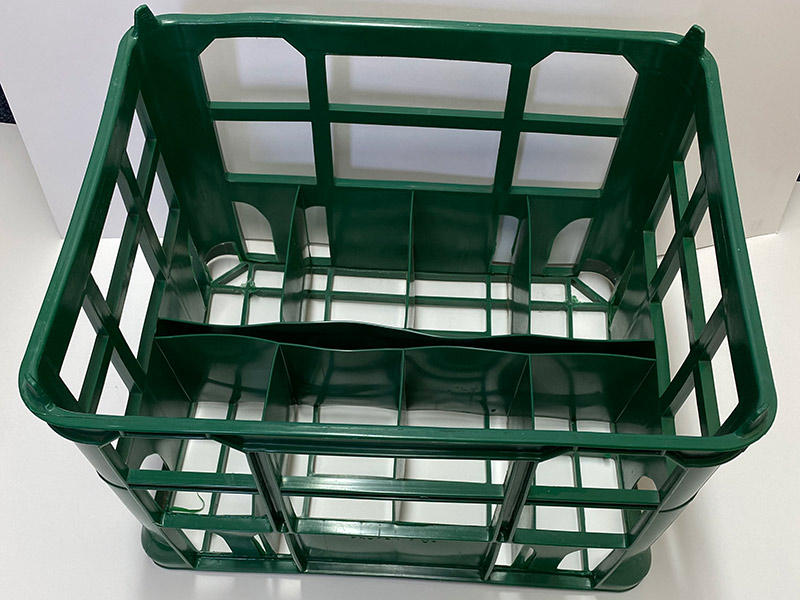 2 Litre Plastic Bottle Crate