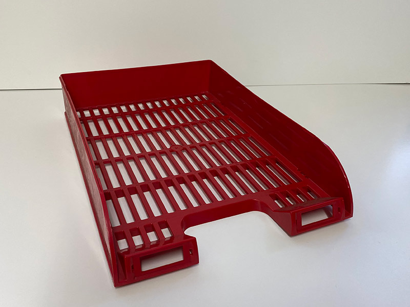 Letter rack manufacture