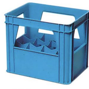 Plastic Stock Crates